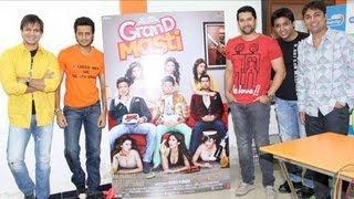 Grand Masti Movie Music Launch | Riteish Deshmukh, Vivek Oberoi, Aftab Shivdasani