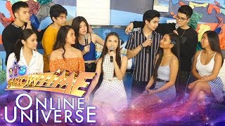 Showtime Online Universe: Metro Manila contender Krezia Tonacao dreams to be a flight attendant