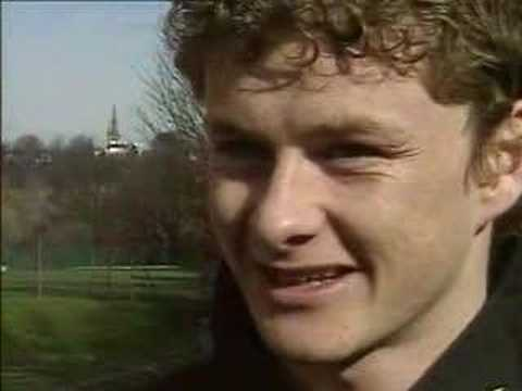 Ole Gunnar Solskjaer on 1999 win against Nottingham Forest
