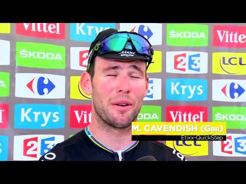 Summary - Stage 7 (Livarot / Fougères) - Tour de France 2015