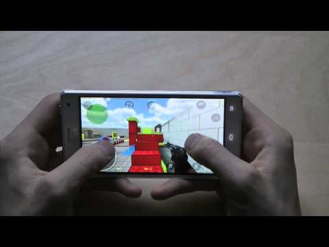 Counter-Strike 1.6 For LG Optimus 4X HD Gameplay & First Hands-On Review