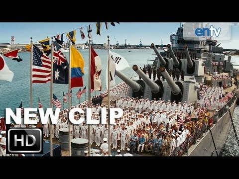 "Battleship ""Resurrecting The Mighty Mo"" Clip: The US Navy Puts USS Missouri Back Into Action"