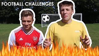 W2S FOOTBALL CHALLENGES with ChrisMD