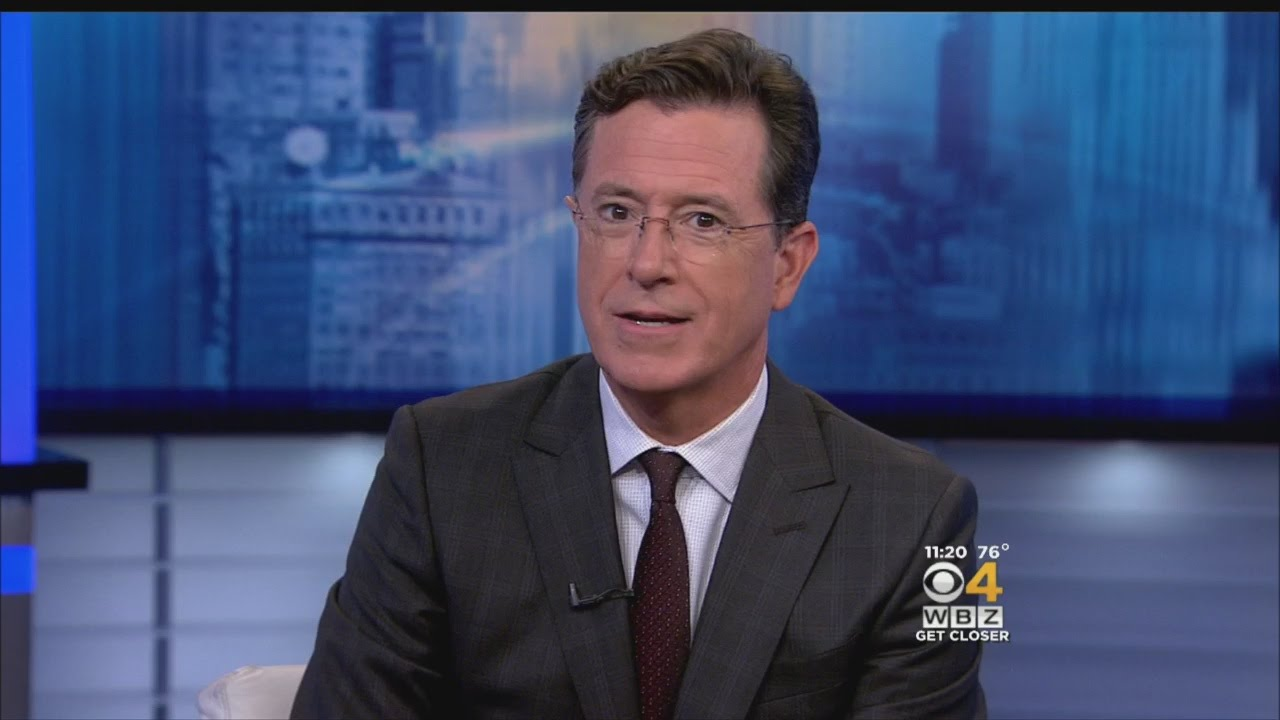 Countdown To Colbert: Grown-Up Of Late Night?
