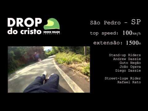 Green Heads - Drop do Cristo, Serra de São Pedro - SP - Brasil