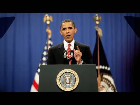 President Obama on the Way Forward in Afghanistan and Pakistan