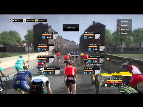 Tour de France 2014 Stage 6 Arras - Reims [PS4]