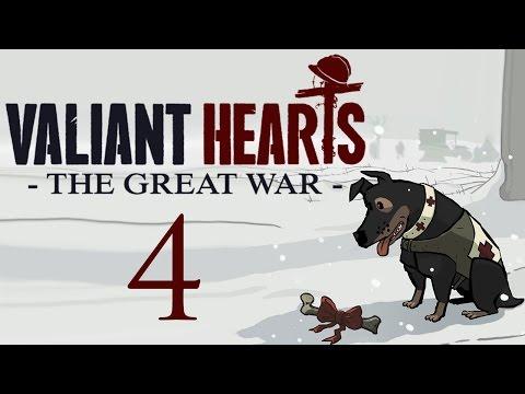 Valiant Hearts: The Great War - Прохождение игры на русском [#4] Ипр
