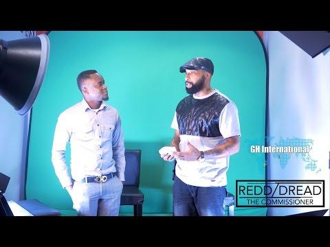 GH INTL - KWEKU DELA interviews  DJ REDD DREAD (Radio One)