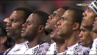 A Nation's Pride: Fiji Anthem HK Sevens 2012