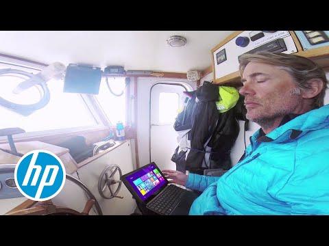 #BendTheRules: Justin Packshaw Takes on Antarctica