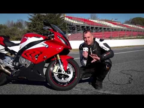 Motos Garage TV : Test BMW S1000RR MY2015
