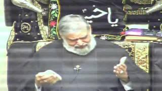 10th Muharram 1436 - The Tragic Events Of The Day Of Ashura - Maulana Sayyid Muhammad Rizvi