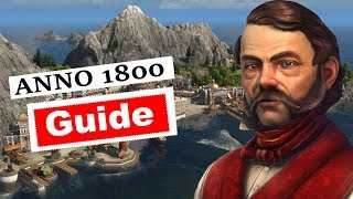 Anno 1800 Guide - Creating Trade Routes