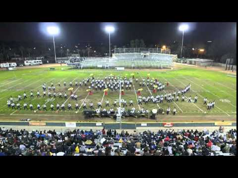 Cypress High School Centurion Imperial Brigade Field Show 2013 - Carmen