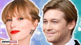 Taylor Swift Publicly KISSES Joe Alwyn!
