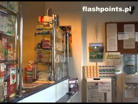 Aspirin Bayer - animowany stand w aptekach powered by Flashpoints