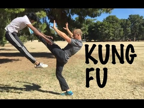 Real Shaolin Kung Fu in the Modern World