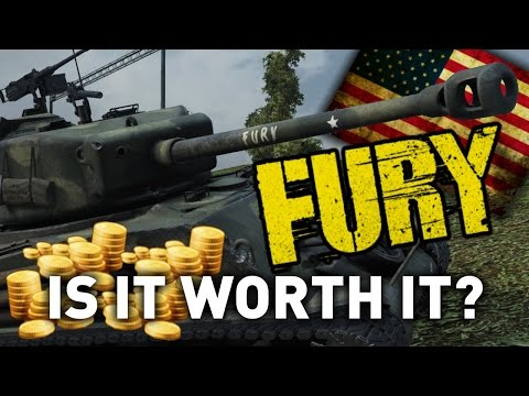 World of Tanks || M4A3E8 Fury - is it Worth it?