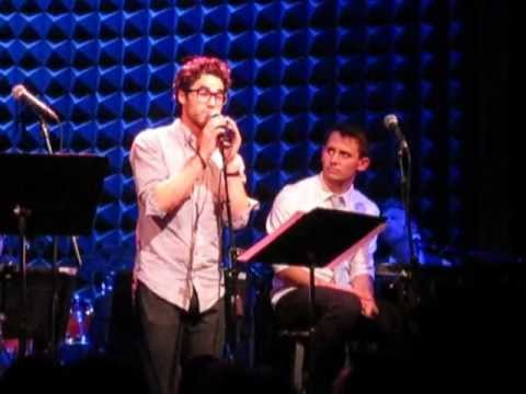 "Darren Criss singing Pasek & Paul's ""Do You Remember?"""
