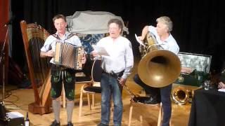 Well-Brüder aus dem Biermoos - Grafing-Gstanzl (live in Grafing 2014)