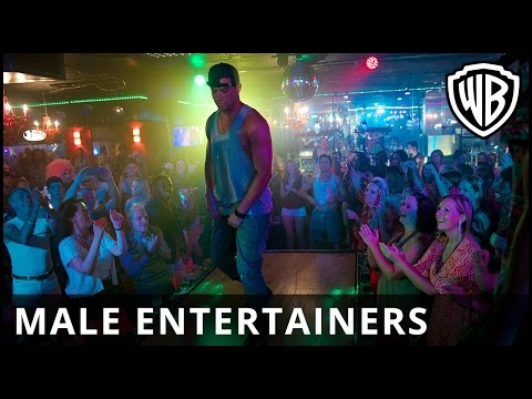 Magic Mike XXL, Male Entertainers, Official Warner Bros. UK