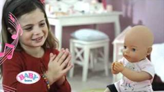 Commercial Baby born Klap eens in je handjes