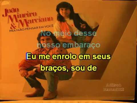 João Mineiro & Marciano   Por Sentir Ciúmes