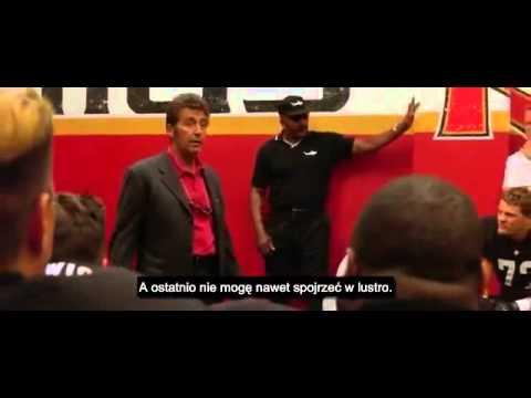 Przemówienie Motywacyjne - Al Pacino (Męska Gra / Any Given Sunday) [Polskie Napisy]