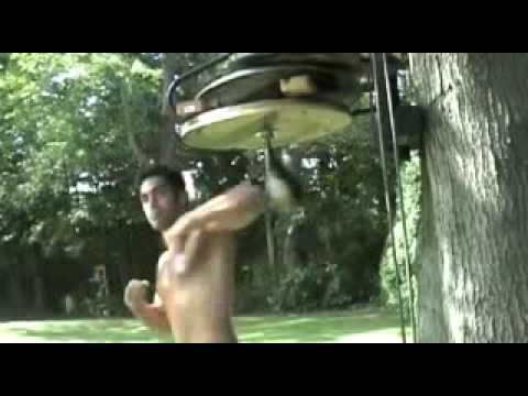 Speed Bag Scissorhands - training video-The 360 - manny pacquiao- floyd mayweather - mike tyson Image 1