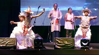 Malaysia International Mask Festival 2015 - The Ranranga Dance Academy, (Sri Lanka)