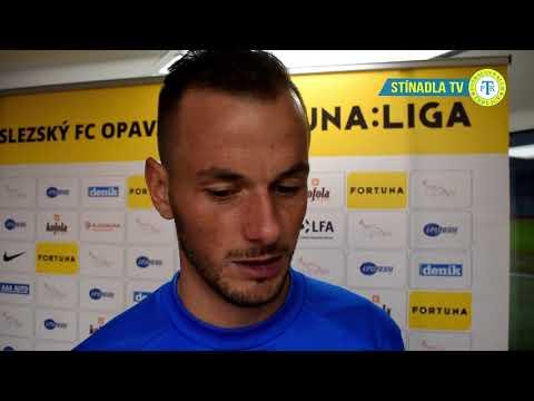 Rozhovory po utkání s Opavou (22.9.2018)