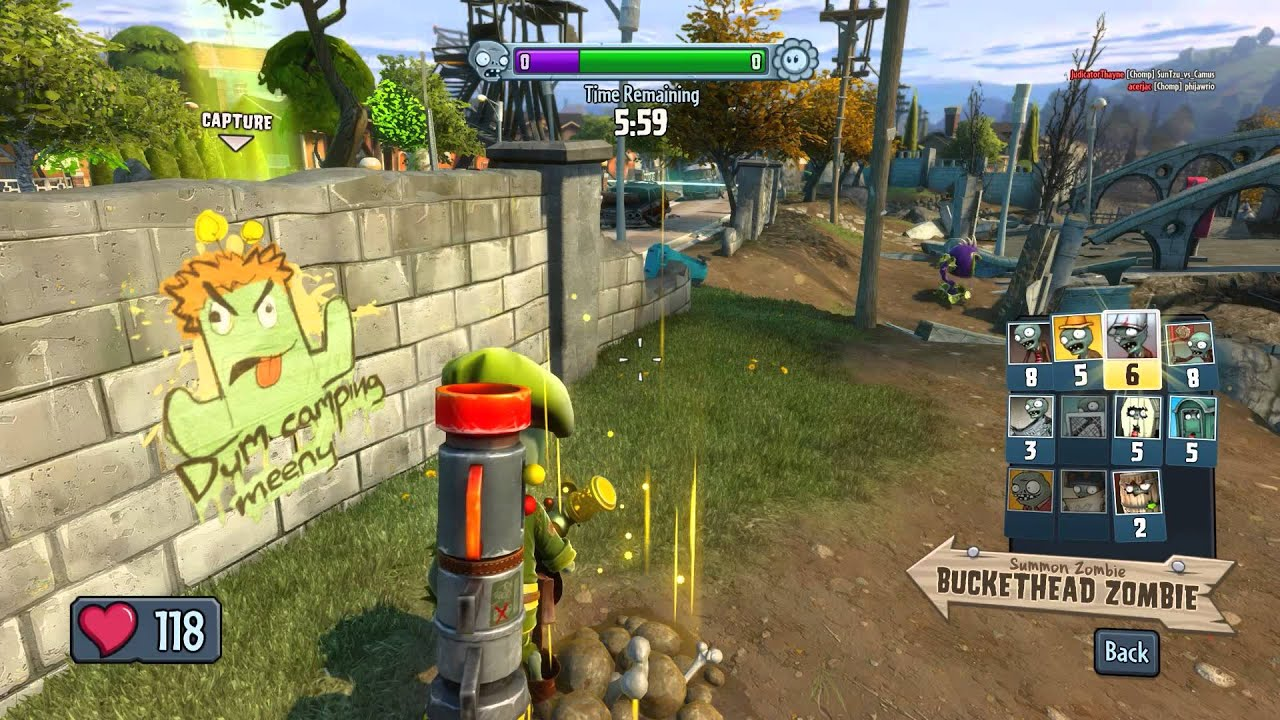 garden warfare matchmaking with friends September 30, 2014 'pvz: garden warfare' patch bumps up xbox one resolution, adds taco fights.