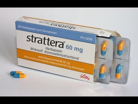 PerVers - ADHS Medikamente Teil 2 : Strattera (Atomoxetin)