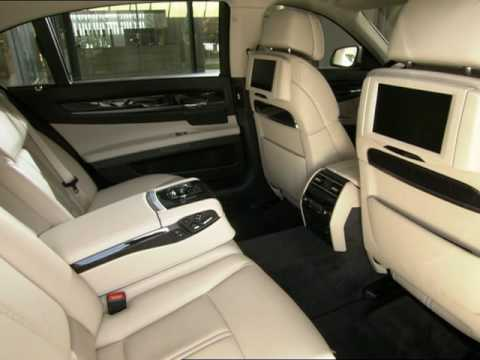 Interior New Bmw 760 Li 2010 Video Youtube