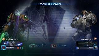 StarCraft 2 Co-Op 2 Stars playing! 2000 lvl in one map