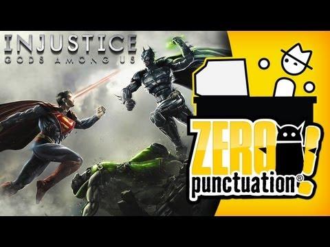 INJUSTICE: GODS AMONG US (Zero Punctuation)