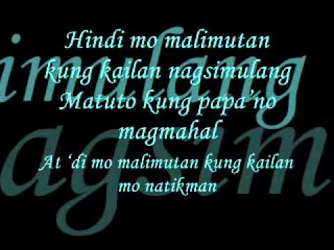 Pag-ibig By Apo Hiking Society (( Lyrics )) video