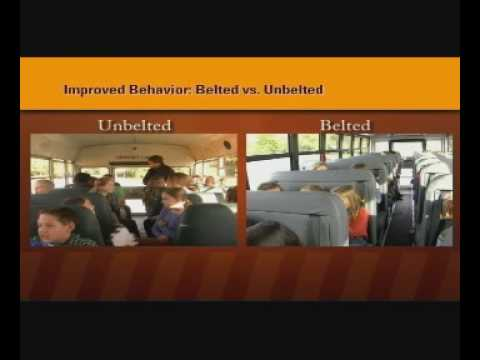 Safeguard Answers Quot Why Seat Belts On School Buses Quot Youtube