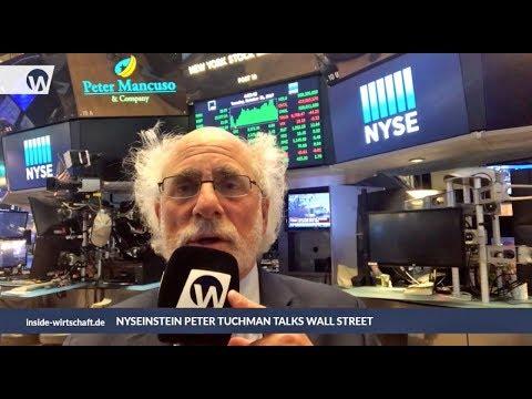 """NYSEinstein am 1.11.2017: """"Wieso ist der Markt derart unabhängig von allen Geschehnissen?"""""""
