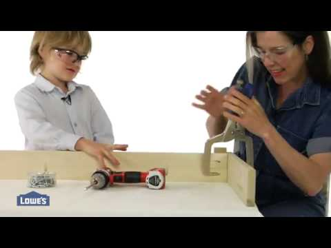 How To Make A Work Bench For Kids