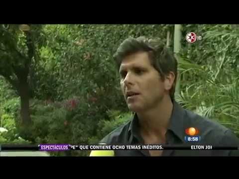 Entrevista a Christian Meier _Primero Noticias 01/04/2014