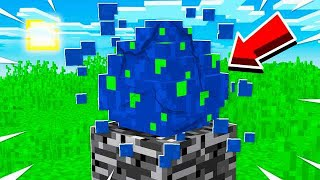 HOW TO HATCH A SECRET DRAGON IN MINECRAFT!