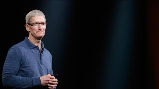 Apple CEO Tim Cook Goes to D.C. Seeking Tax Reform