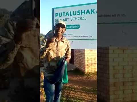 Khakhathi CD launch at Putalushaka Primary school in Tshiawelo
