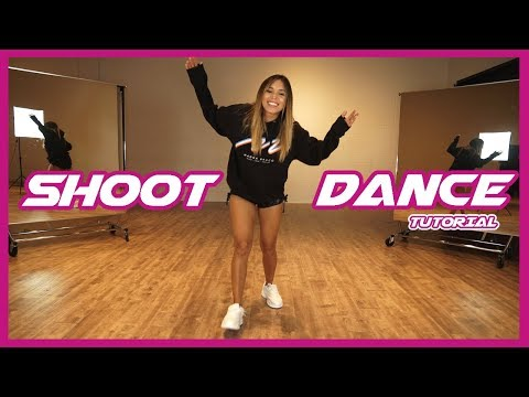 APRENDE EL SHOOT DANCE | Magga Braco Tutorial