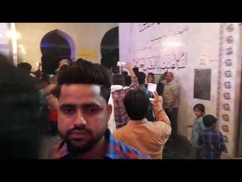 Dargah Hazrat abbas a.s 2019 Salana Majalis Baghra