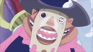 One Piece 823 – Bobbin Uses Devil Fruit Ability HD