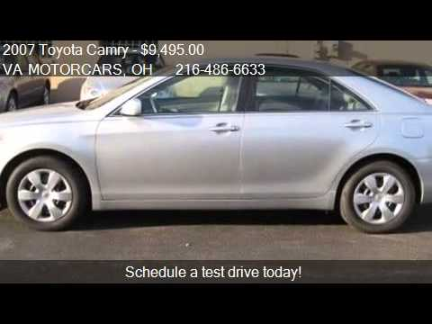 2007 Toyota Camry LE Sedan - for sale in Euclid, OH 44117