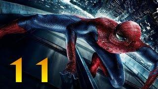 The amazing spider man игра 2012 прохождение